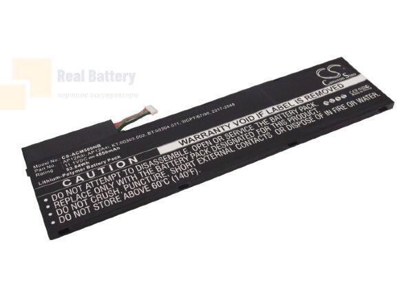 Аккумулятор CS-ACM500NB для Acer Aspire M3  11,1V 4850mAh Li-Polymer