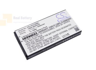 Аккумулятор CS-UPA700BL для Unitech PA700 3,7V 3000Ah Li-Polymer