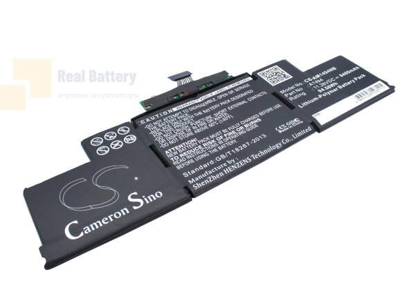 "Аккумулятор CS-AM1494NB для Apple MacBook Pro Retina Display 15""  11,26V 8400mAh Li-Polymer"