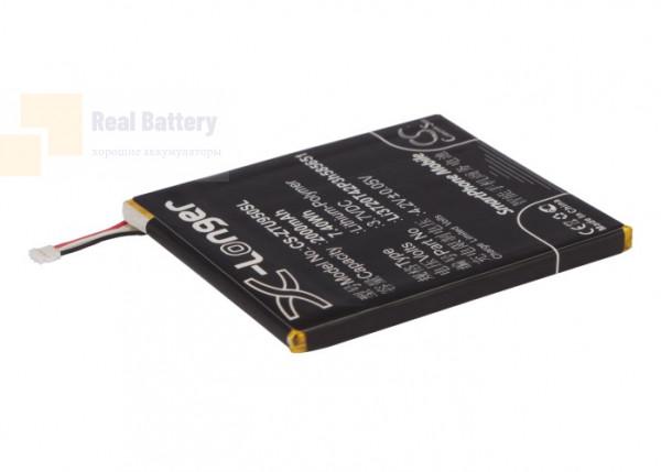 Аккумулятор CS-ZTU950SL для ZTE Blade Super 3,7V 2000Ah Li-Polymer