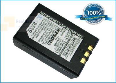 Аккумулятор CS-UPA960BL для Unitech PA960 7,4V 1850Ah Li-ion