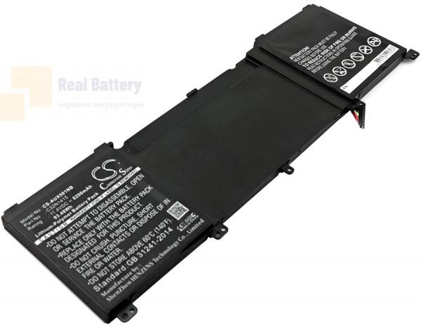 Аккумулятор CS-AUX501NB для Asus N501JW  11,4V 8200mAh Li-Polymer