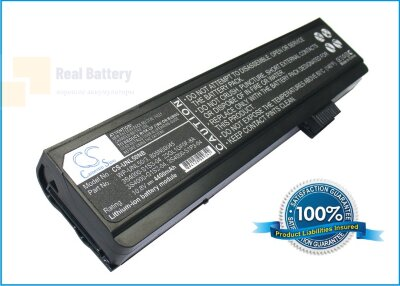 Аккумулятор CS-UNL50NB для Uniwill L50  10,8V 4400mAh Li-ion