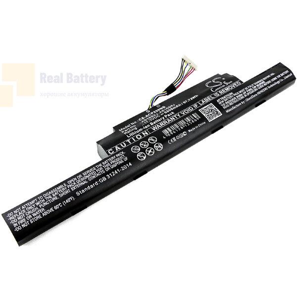 Аккумулятор CS-ACP259NB для Acer Aspire E5-575-33BM  11,1V 5200mAh Li-ion