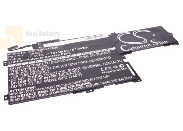 Аккумулятор CS-DEP147NB для DELL Inspiron 14 7000  7,4V 7830mAh Li-Polymer