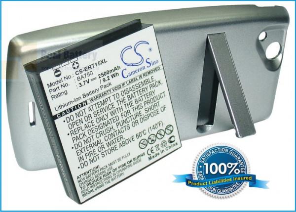 Аккумулятор CS-ERT15XL для Sony Ericsson LT15a 3,7V 2500Ah Li-ion