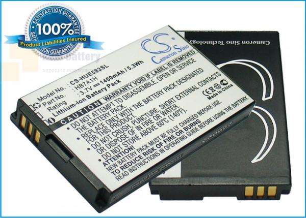 Аккумулятор CS-HUE583SL для Huawei E583C 3,7V 1450Ah Li-ion
