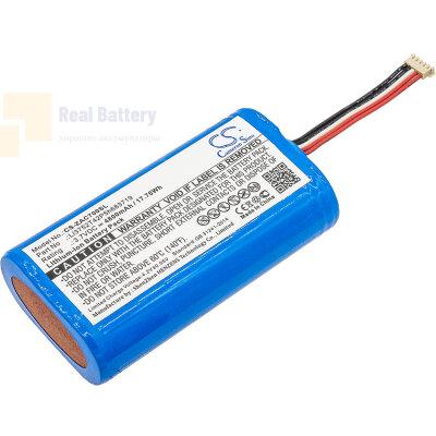 Аккумулятор CS-ZAC700SL для ZTE AC70 3,7V 4800Ah Li-ion