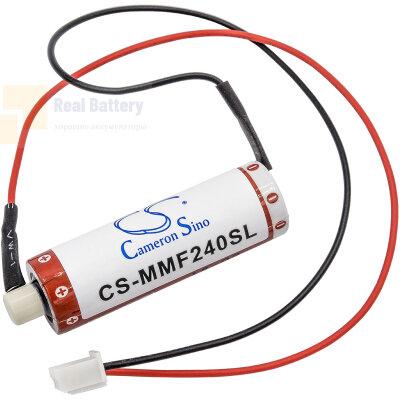 Аккумулятор CS-MMF240SL для Mitsubishi F1 3,6V 1800Ah Li-SOCl2