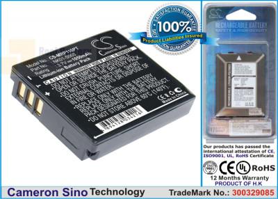 Аккумулятор CS-MRP110PT для 3M MPro 110 Micro Projector 3,7V 1050Ah Li-ion