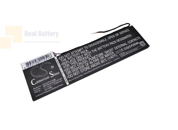 Аккумулятор CS-ACP313NB для Acer Aspire P3-131  11,1V 4750mAh Li-Polymer