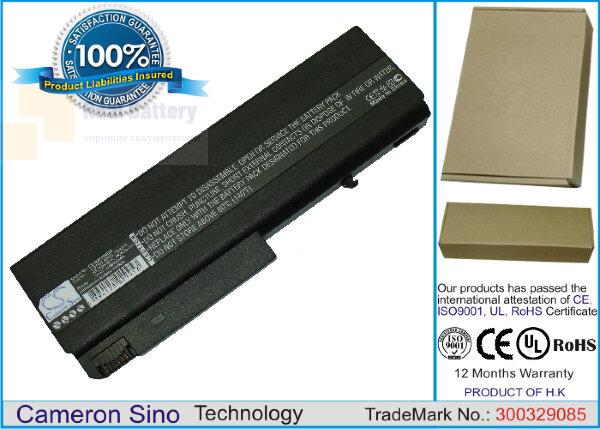 Аккумулятор CS-NX5100DB для Compaq Business Notebook 6510b  10,8V 6600mAh Li-ion