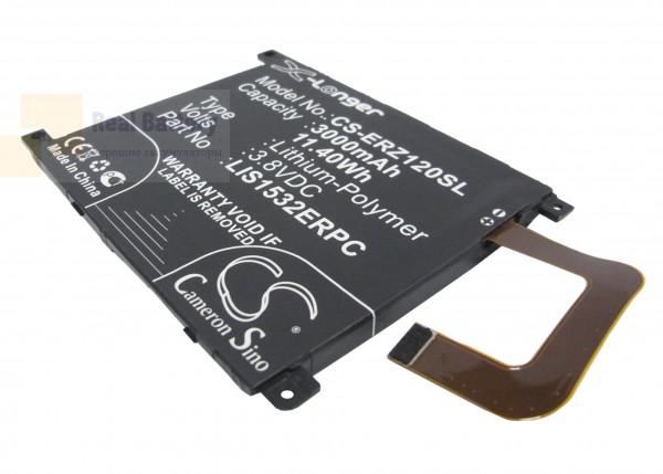 Аккумулятор CS-ERZ120SL для Sony Ericsson C6916 3,8V 3000Ah Li-Polymer