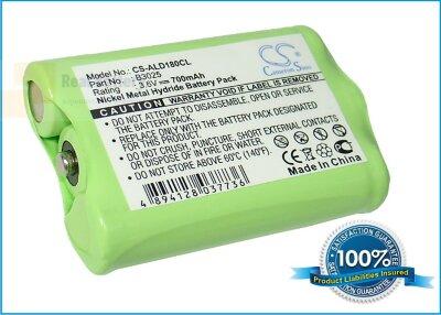 Аккумулятор CS-ALD180CL для V TECH VT1421 3,6V 700Ah Ni-MH