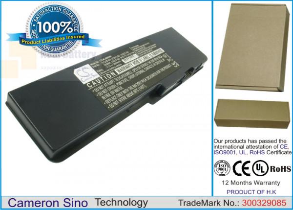 Аккумулятор CS-NC4000HB для Compaq Business Notebook NC4000  11,1V 3600mAh Li-ion