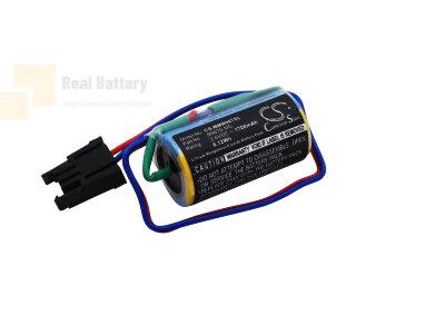 Аккумулятор CS-MMR967SL для Mitsubishi A Series PLCs 3,6V 1700Ah Li-MnO2