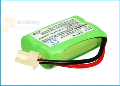 Аккумулятор CS-MTP11MB для Motorola MBP11 2,4V 300Ah Ni-MH