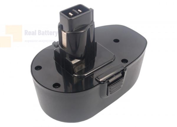 Аккумулятор для Black & Decker CD180GK2 18V 2,1Ah Ni-MH CS-BPS145PW