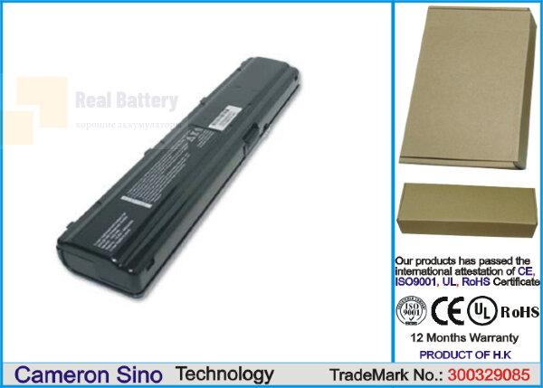 Аккумулятор CS-AUM6NB для Asus M6  14,8V 4400mAh Li-ion