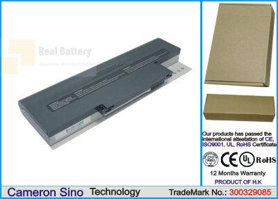 Аккумулятор CS-UWN243NB для Uniwill N243  14,8V 4400mAh Li-ion