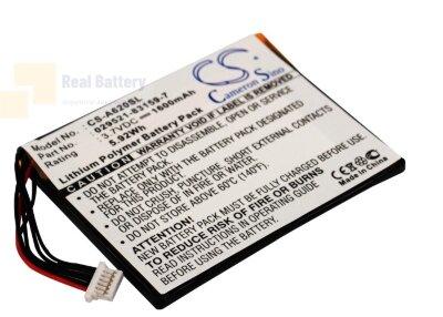 Аккумулятор CS-A620SL для Asus Mypal A620 3,7V 1600Ah Li-Polymer