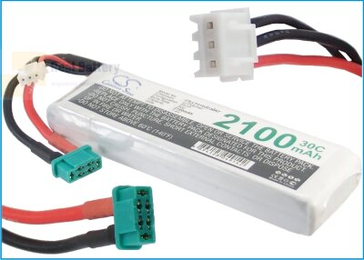 Аккумулятор CS-LP2102C30R7 для RC CS-LP2102C30R7 7,4V 2100Ah Li-Polymer