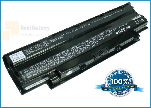 Аккумулятор CS-DE4010NB для DELL Inspiron 13R  11,1V 4400mAh Li-ion