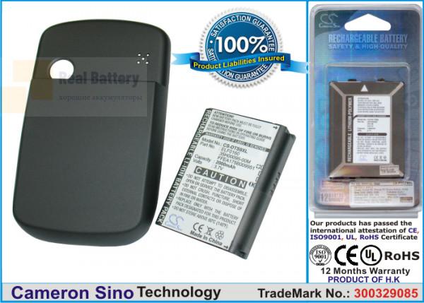 Аккумулятор CS-DTS9XL для Sprint MP6900 3,7V 2000Ah Li-ion