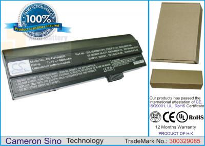 Аккумулятор CS-FU1640DB для Vega Vegaplus 255  11,1V 6600mAh Li-ion