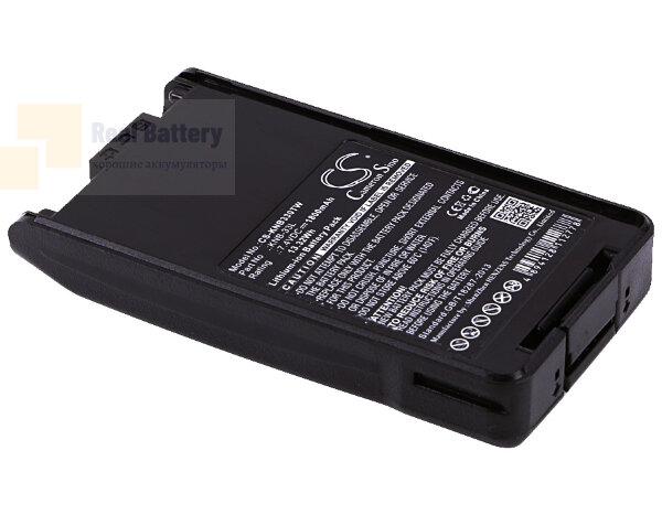 Аккумулятор CS-KNB330TW для KENWOOD TK-3160 7,4V 1800Ah Li-ion