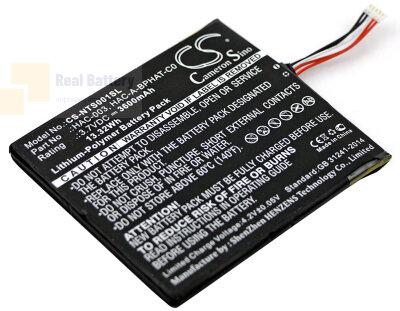 Аккумулятор CS-NTS001SL для Nintendo HAC-S-JP/EU-C0 3,7V 3600Ah Li-Polymer