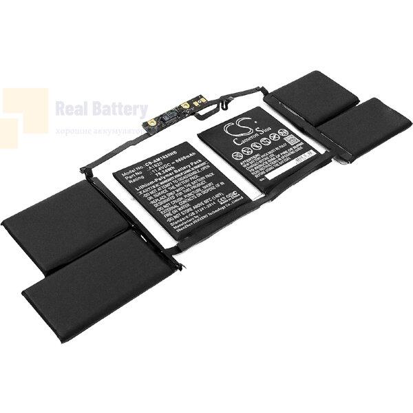 Аккумулятор CS-AM1820NB для Apple A1707  11,4V 6600mAh Li-Polymer