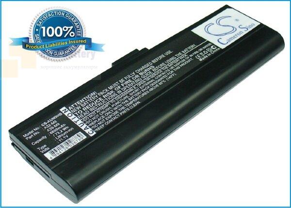 Аккумулятор CS-AUM9HB для Asus M9  11,1V 6600mAh Li-ion