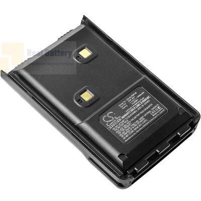 Аккумулятор CS-ALP88TW для ALINCO DJ-10 7,4V 2000Ah Li-ion