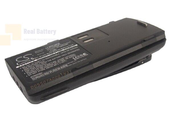 Аккумулятор CS-MTP120TW для Motorola AXU4100 7,5V 1800Ah Ni-MH