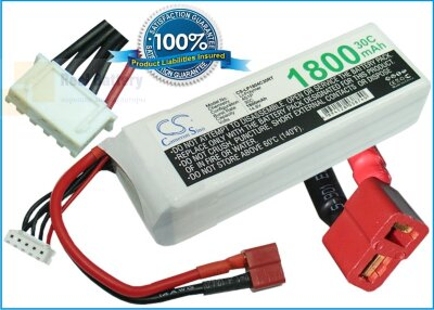 Аккумулятор CS-LP1804C30RT для RC CS-LP1804C30RT 14,8V 1800Ah Li-Polymer