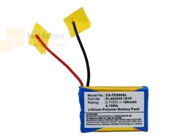 Аккумулятор CS-FE500SL для Fiio E3 3,7V 190Ah Li-Polymer