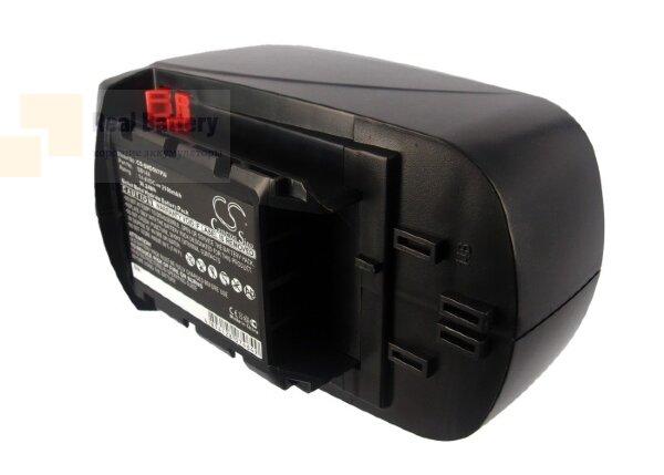 Аккумулятор для Skil 2587 14,4V 2,1Ah Ni-MH CS-SHD587PW