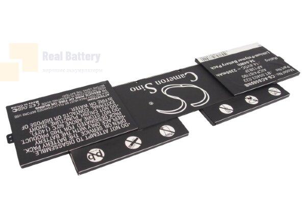 Аккумулятор CS-ACS500NB для Acer Aspire  S5-391-6495  14,8V 2300mAh Li-Polymer
