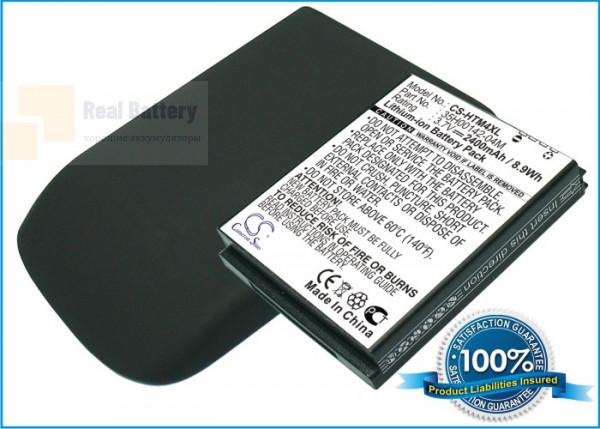 Аккумулятор CS-HTM4XL для T-Mobile myTouch 4G 3,7V 2400Ah Li-ion