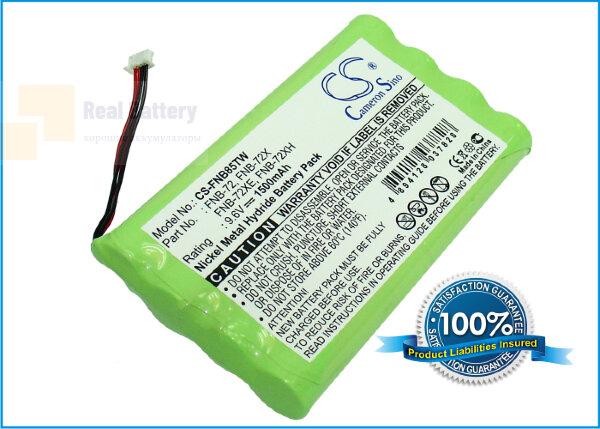 Аккумулятор CS-FNB85TW для YAESU FT-817 9,6V 1500Ah Ni-MH