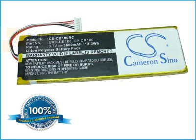 Аккумулятор CS-CB100RC для Sonos Controller CB100 3,7V 3600Ah Li-Polymer