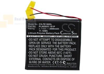 Аккумулятор CS-FE180SL для Fiio E18 3,7V 3000Ah Li-Polymer