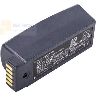 Аккумулятор CS-VTM700BL для Vocollect A700 3,7V 2500Ah Li-ion