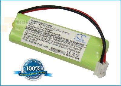 Аккумулятор CS-VTS115CL для V TECH 89133700 2,4V 500Ah Ni-MH