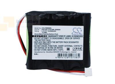 Аккумулятор CS-ATM909SL для Anritsu 909814B 4,8V 2500Ah Ni-MH