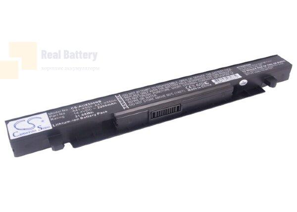 Аккумулятор CS-AUX550NB для Asus A450  14,4V 2200mAh Li-ion