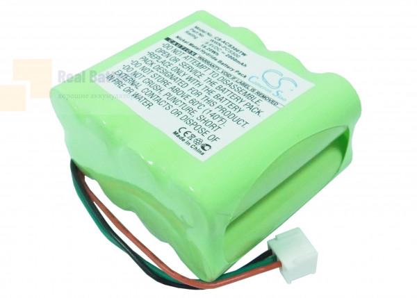 Аккумулятор CS-ACS300TW для AZDEN MT-1000 9,6V 2000Ah Ni-MH
