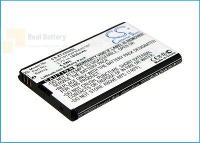 Аккумулятор CS-ZTV800SL для ZTE MF80 3,7V 1850Ah Li-ion