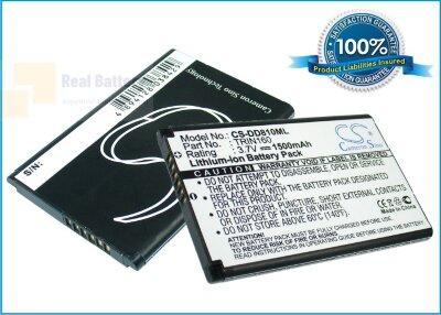 Аккумулятор CS-DD810ML для Audiovox PPC6800 3,7V 1500Ah Li-ion